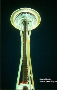 Space Needle Seattle, Washington