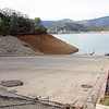 Lake Shasta down about 50' Dec 3, 2012