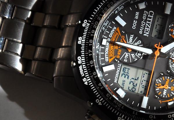 Citizen Skyhawk Watch