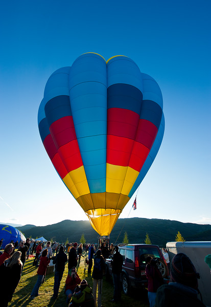 """Balloon Festival"" Snowmass, CO"