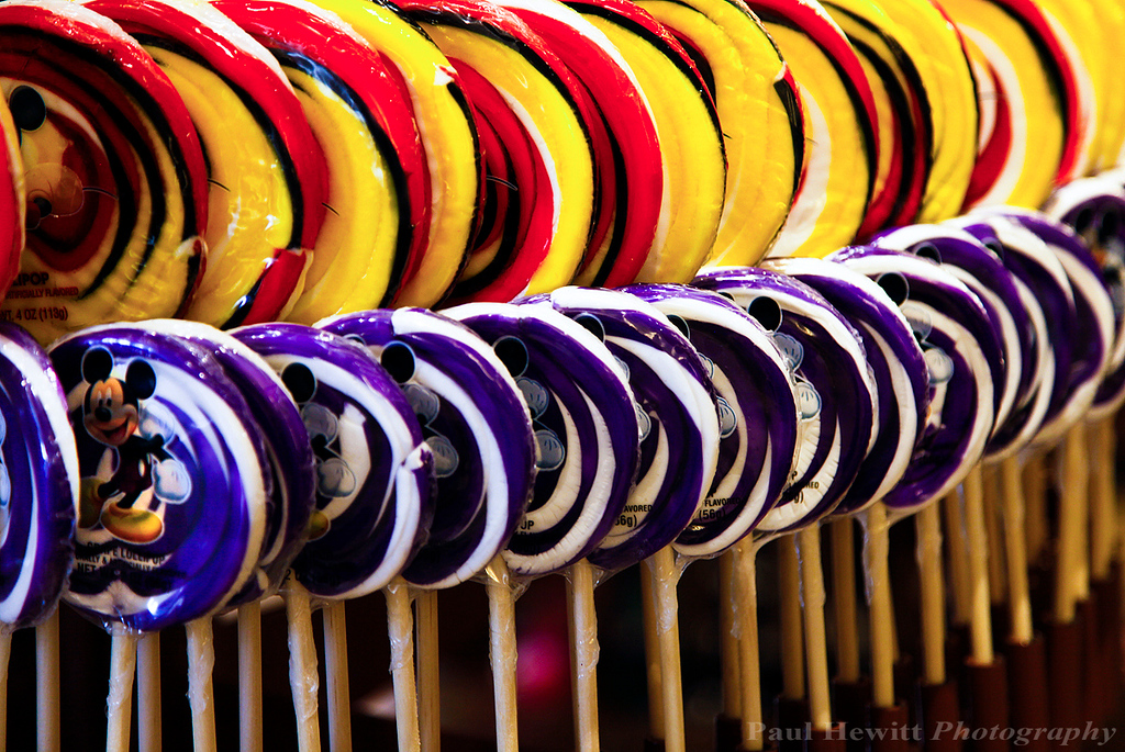 Disney Colours