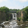"Great Falls in Paterson, NJ. The Passaic River  <a href=""http://en.wikipedia.org/wiki/Great_Falls_%28Passaic_River%29"">http://en.wikipedia.org/wiki/Great_Falls_%28Passaic_River%29</a>)"