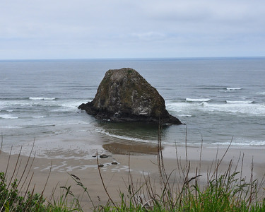The Rock Oregon Coast
