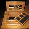 Medium Oak Jewelry Box