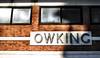 Owking train station