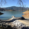 Lake Shasta down about 30' Feb 18, 2013