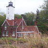 Presque Isle lighthouse, Erie, PA
