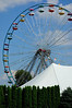 Stock Photo of Ferris Wheel at carnival in Lexington, Kentucky
