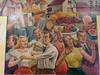 Murals at the Glen Caffe, Winchendon, MA. 8 July 2016.