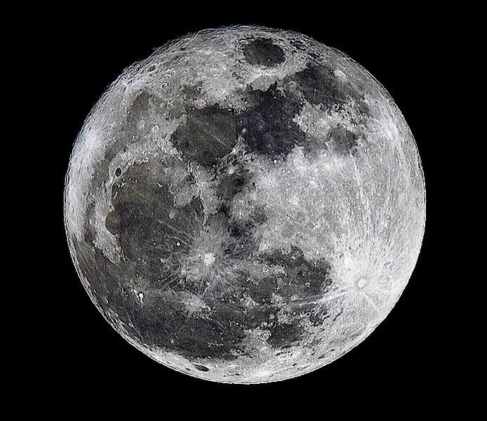 Perigee Moon 19-03-11