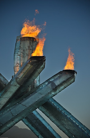 Olympic Caldron-4447-6