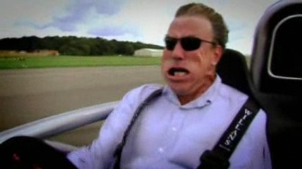"<b>Oi! I'm an aliennnnn....</b> <p>Screen capture from a video of a Jeremy Clarkson (of <a href=""http://www.topgear.com/"">Top Gear</a> fame) enjoying the acceleration of an <a href=""http://www.arielmotor.co.uk/04/frames.htm"">Ariel Atom</a>....<i>drool</i>"