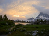 """Island Pass lakes and view of Banner Peak from 2005. <br />  taken by Harvey Lankford, posted at:<br /> <a href=""""http://www.whitneyzone.com/wz/ubbthreads.php/topics/39876/Harvey_Lankford#Post39876"""">http://www.whitneyzone.com/wz/ubbthreads.php/topics/39876/Harvey_Lankford#Post39876</a><br /> <br />   Copied from: <a href=""""http://i59.tinypic.com/2mrw1hs.jpg"""">http://i59.tinypic.com/2mrw1hs.jpg</a>"""