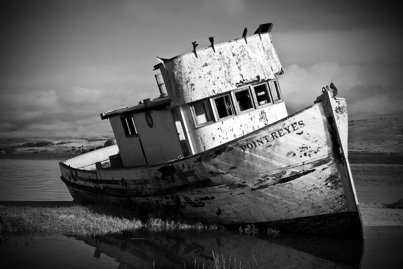 Point Reyes Boat