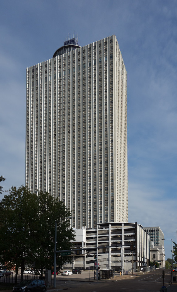 100 North Main St, Memphis