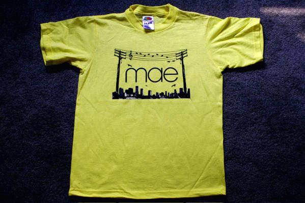 I didn't take this pic... I just edited to try and match the color and posted it in the merch section on the Mae board. LOL  I do, however, have a shirt like this.