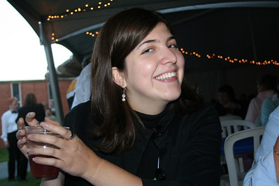 Laura Juranek of SHST's public relations department.  Laura was also a member of the local organizing committee.