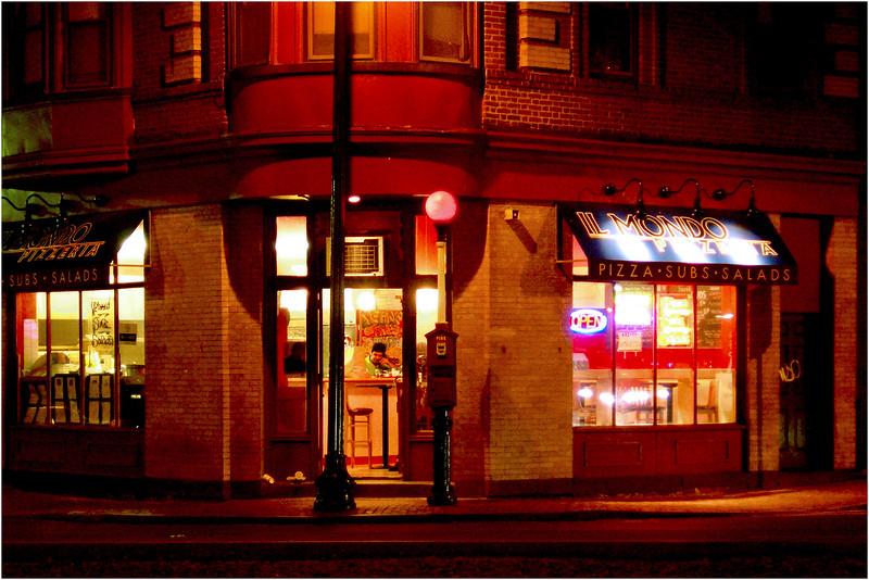 Huntington Avenue. 2006.