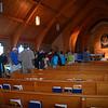 Visiting St. Joseph's Chapel