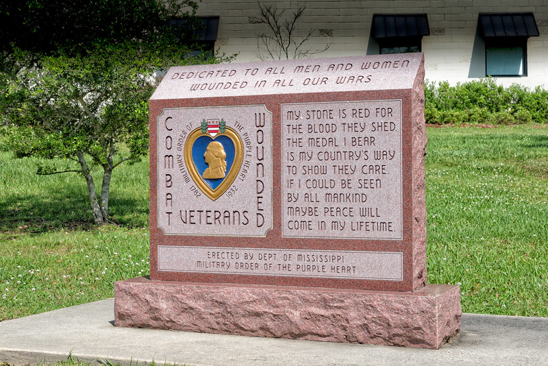 Mississippi Military Order of the Purple Heart