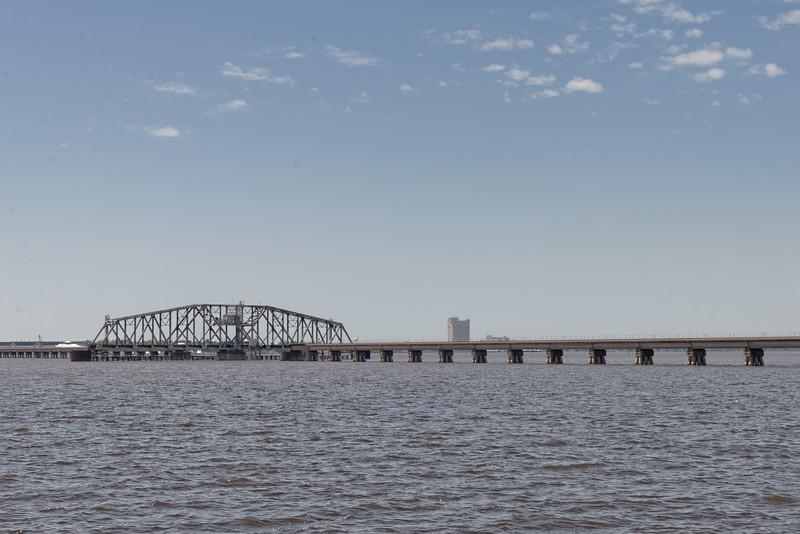 Biloxi Back Bay railroad bridge