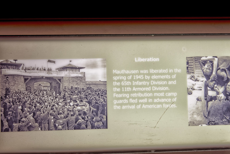 Mauthausen Liberation, Spring of 1945