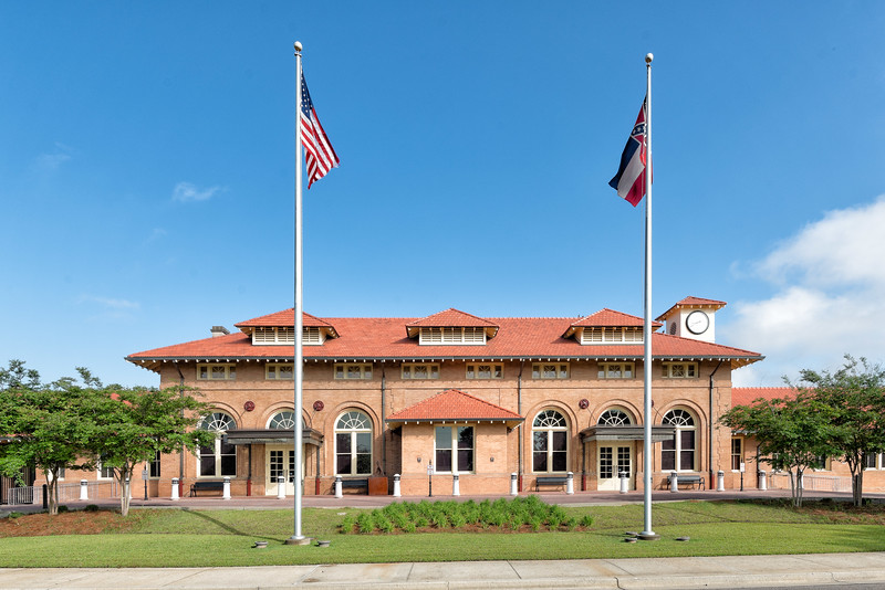 The Hattiesburg Depot
