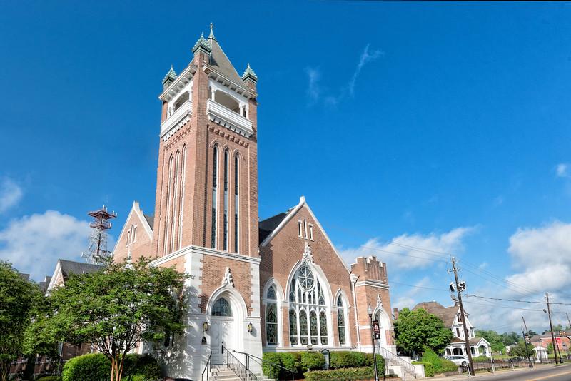 Main Street United Methodist Church, Hattiesburg