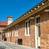 The Hattiesburg Mississippi Railroad Depot