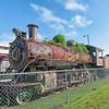 "2-8-2 ""Mikado"" Steam Locomotive"