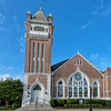 Main Street Methodist Church, Hattiesburg