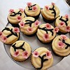 Missy's shower cupcakes