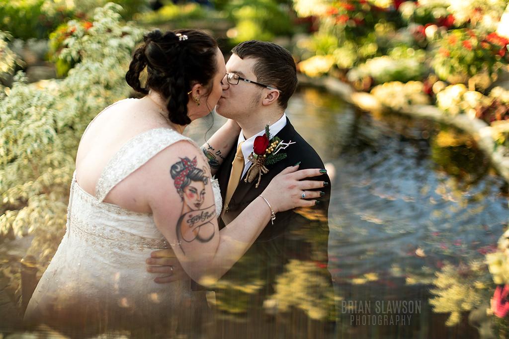 mitchell park domes wedding
