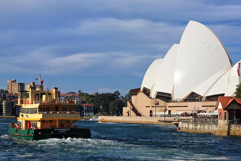Sydney Friend Ship