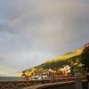 Queenstown, NZ rainbow
