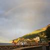 Queenstown, NZ rainbow