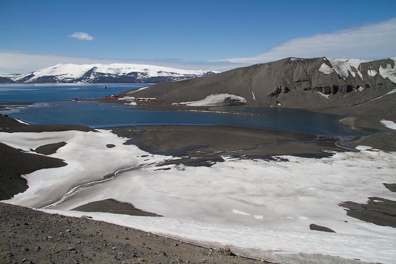 Isla Decepción. 2010.