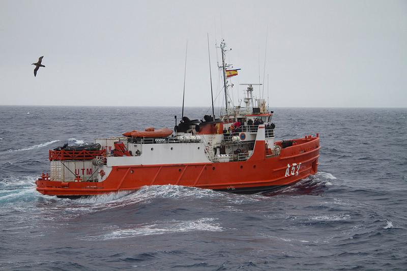 Las Palmas A52 in Drake Passage