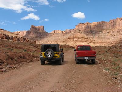 Bottom of Long Canyon