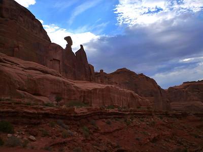 Moab area 2012