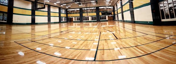 UNCW Rec Center Small Gym