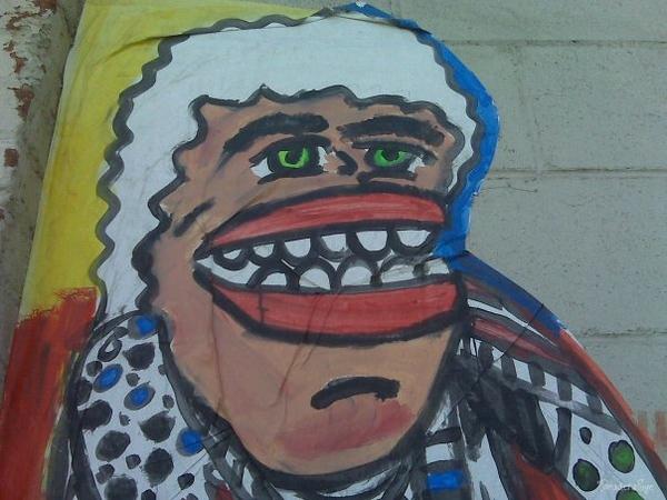 Hollyweird graffiti - 1216596336793