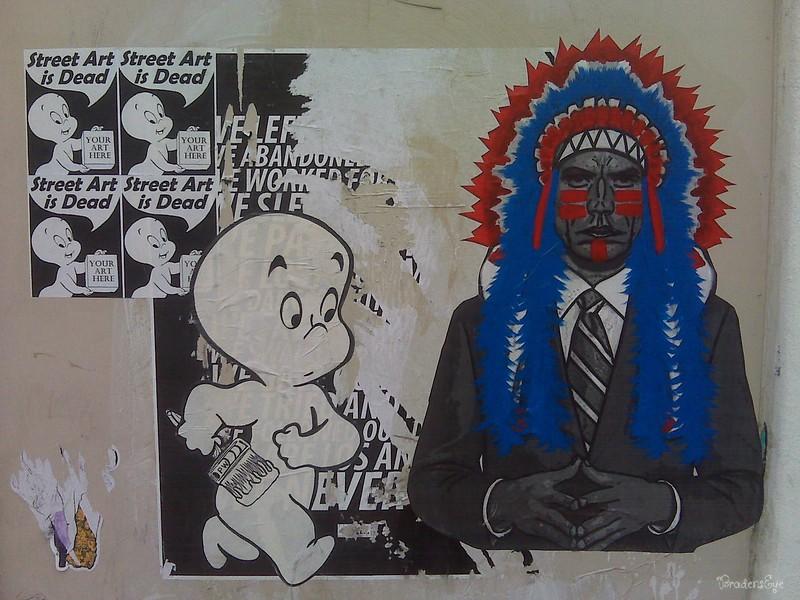 street art is (not) dead