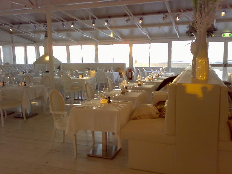 Diningroom in Doen!