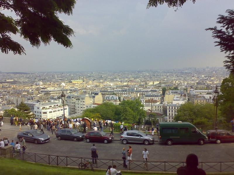 Mont Martre, Paris