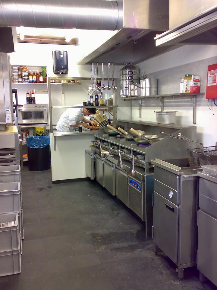 Doen's kitchen