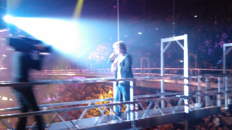 Guus Meeuwis at Vrienden van Amstel Live in AHOY