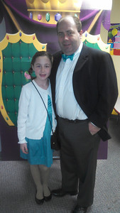Daddy-daughter dance 2013