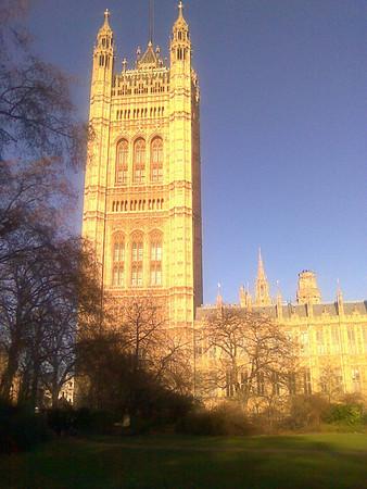 Mobile phone pics of London