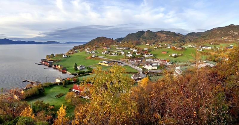 Haust i Strandvik